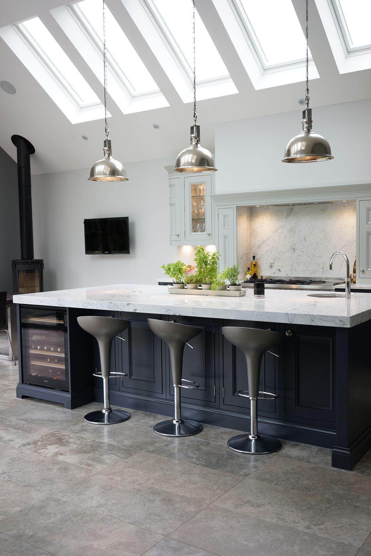 Explore Kitchen Island Ideas On Pinterest See More Ideas About Kitchen Island Idea Kitchen Island Decor Kitchen Island With Seating Rustic Kitchen Island