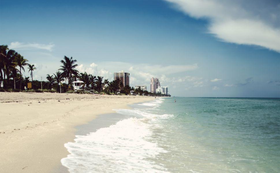 Fort Lauderdale Beach Hd Wallpaper Florida Beaches Lauderdale Beach Beach