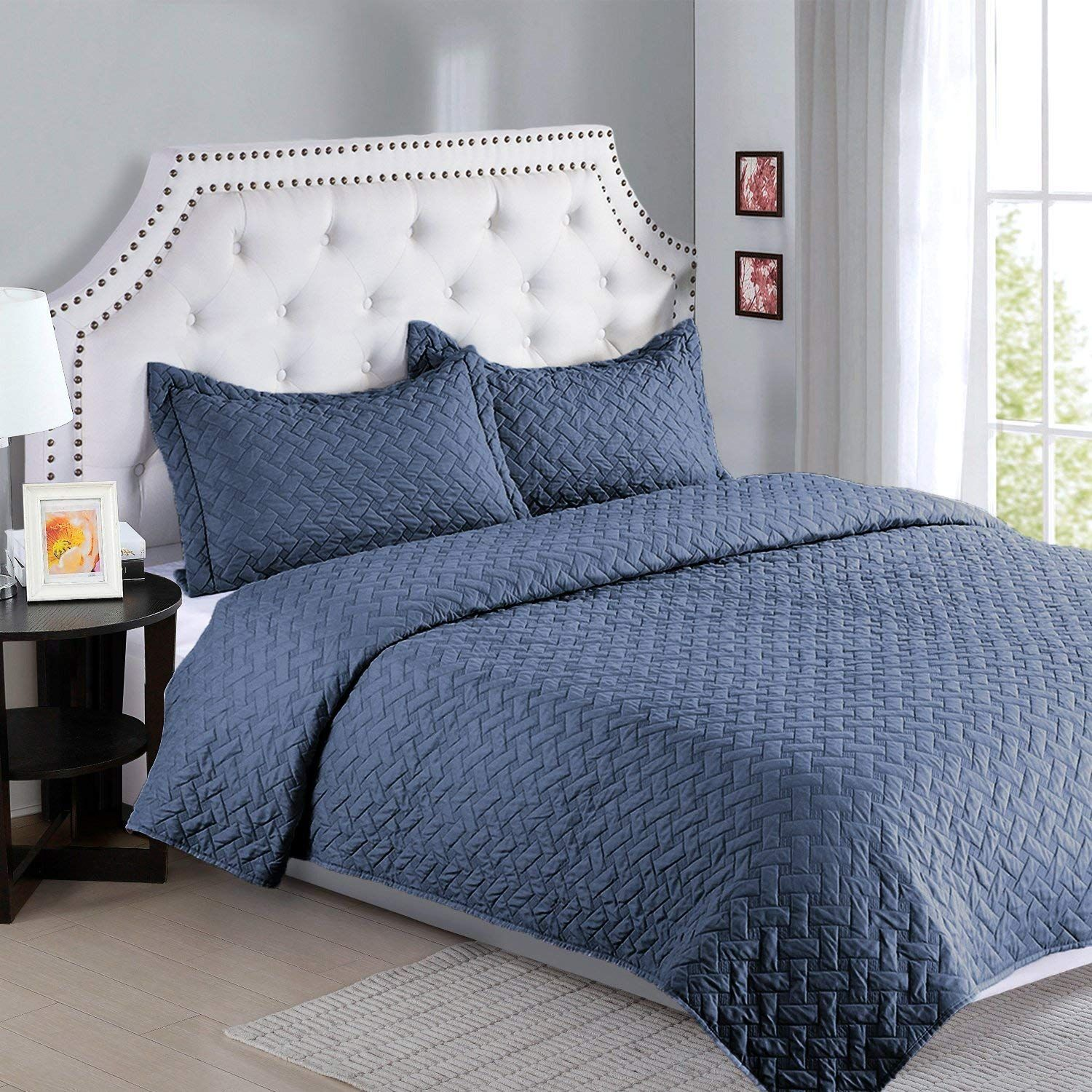 Best Blue Bedding and Blue Sheets Navy bedding, Navy