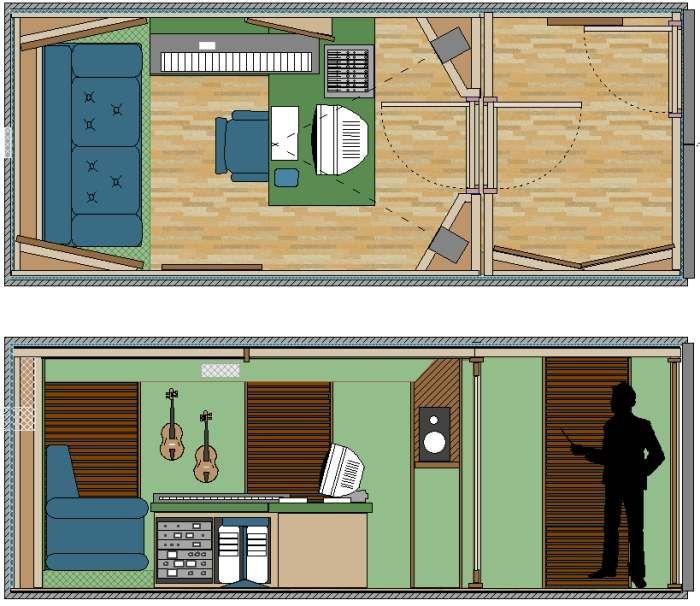Super 1000 Images About Recording Studio Build Plans On Pinterest Largest Home Design Picture Inspirations Pitcheantrous