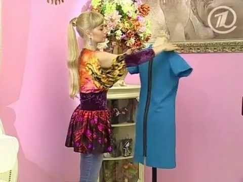 Платье трансформер своими руками с ольгой никишичевой 2