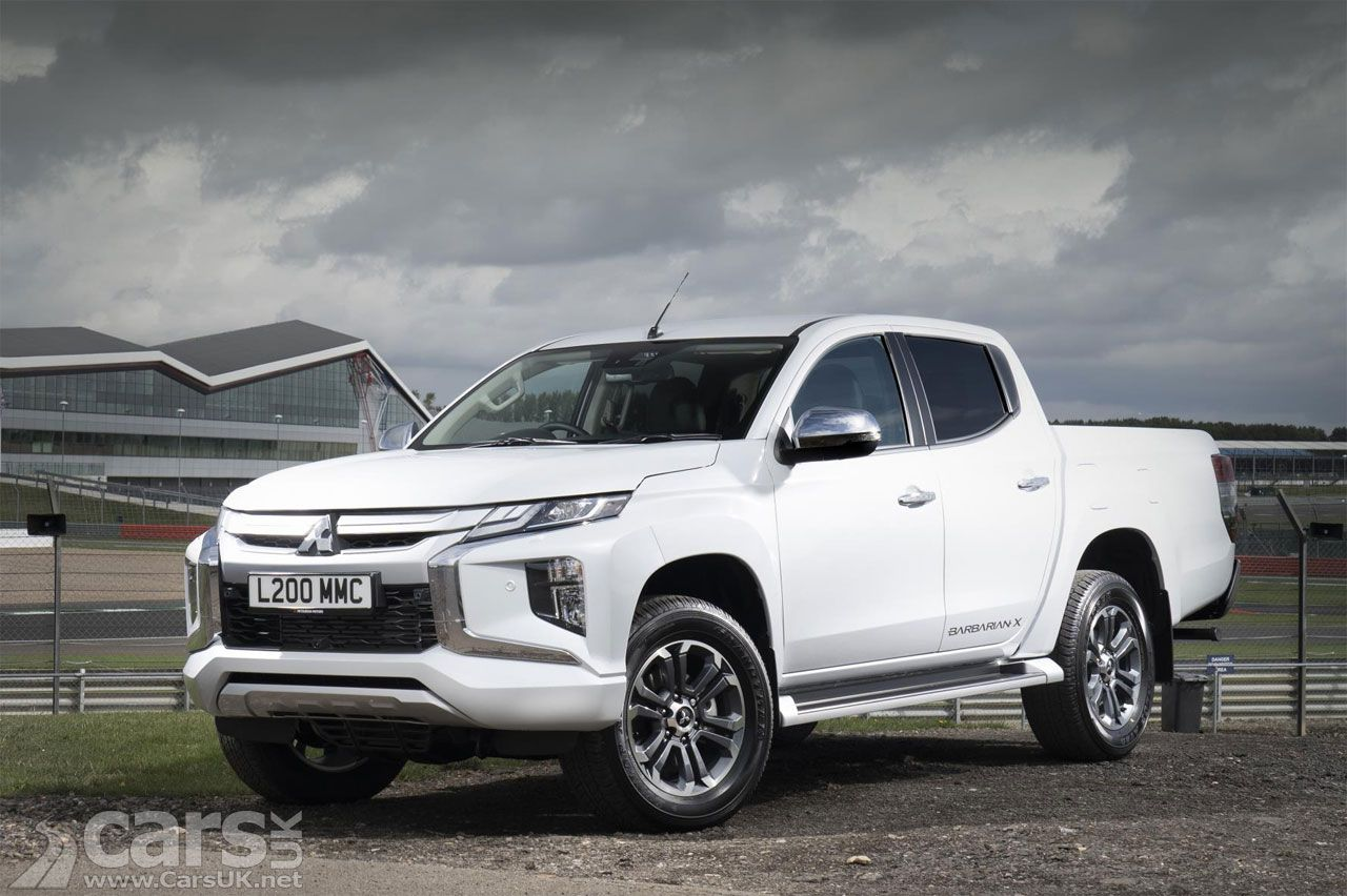 New Mitsubishi L200 Pick Up Goes On Sale In The Uk Cars Uk Mitsubishi Pickup Mitsubishi Cars Uk