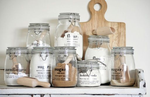 Kitchen Jar Decoration Entrancing These Are Just About The Cutest Kitchen Jars I Have Ever Seenyou Decorating Inspiration