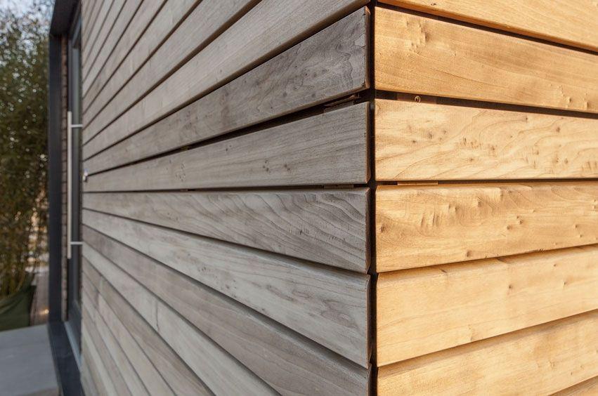 Holzfassade für Ihr Haus Holzfassade
