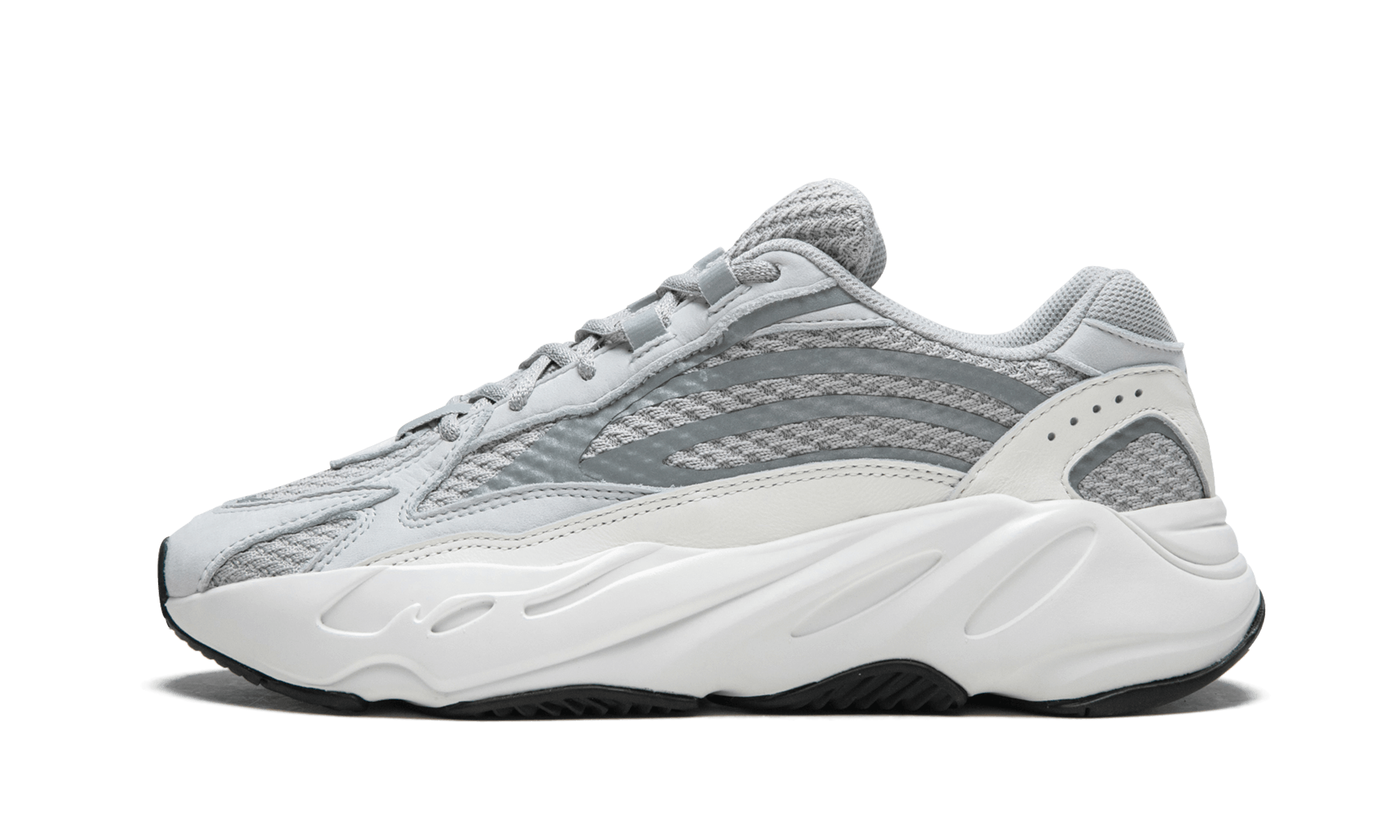 "bb3bbfdb13b The adidas Yeezy Boost 700 V2 ""Static"" is the first colorway of Kanye  West s remodeled chunky running silhouette. The Yeezy Boost 700 V2 features  the same ..."