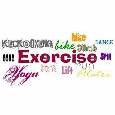 Keep Fit,have fun!