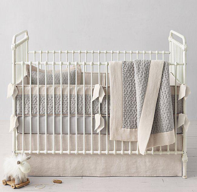 Organic Cotton Nursery Bedding