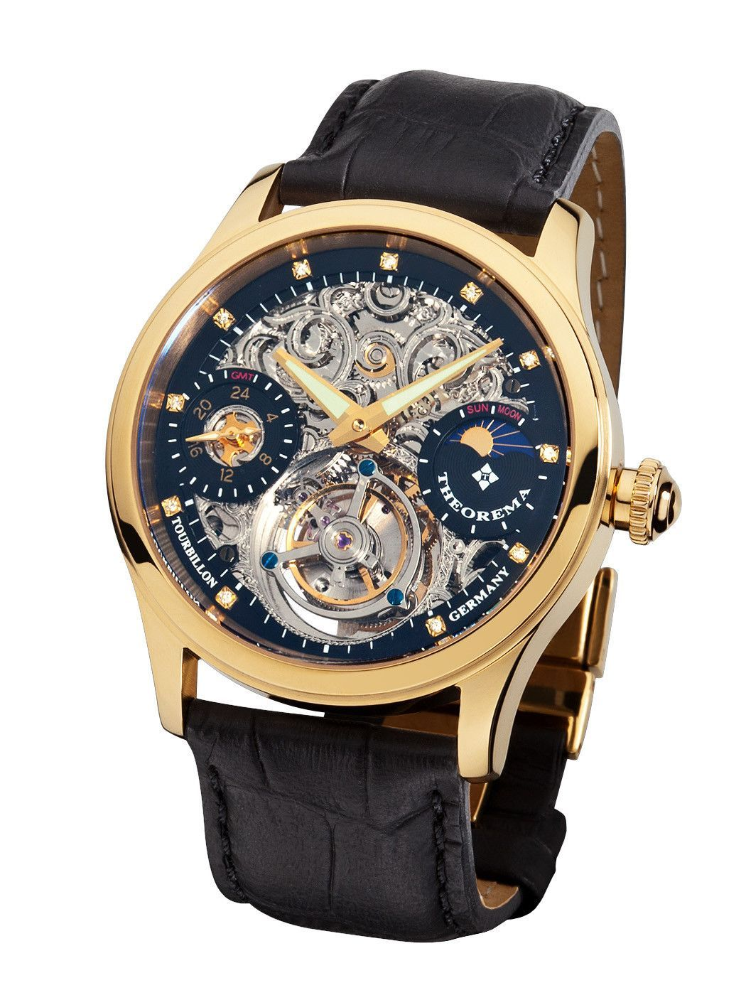 "Tourbillon ""Marrakesh"" Theorema Germany"