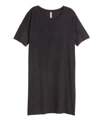 Damen Basics H M De Overall Kleid Oberhemden T Shirt Kleid