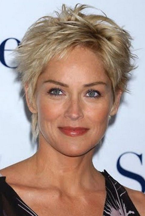 20 Short Haircuts For Women Over 50 Pretty Designs Kapsels
