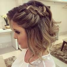 Image Result For Easy Wedding Guest Hairstyles Short Hair With