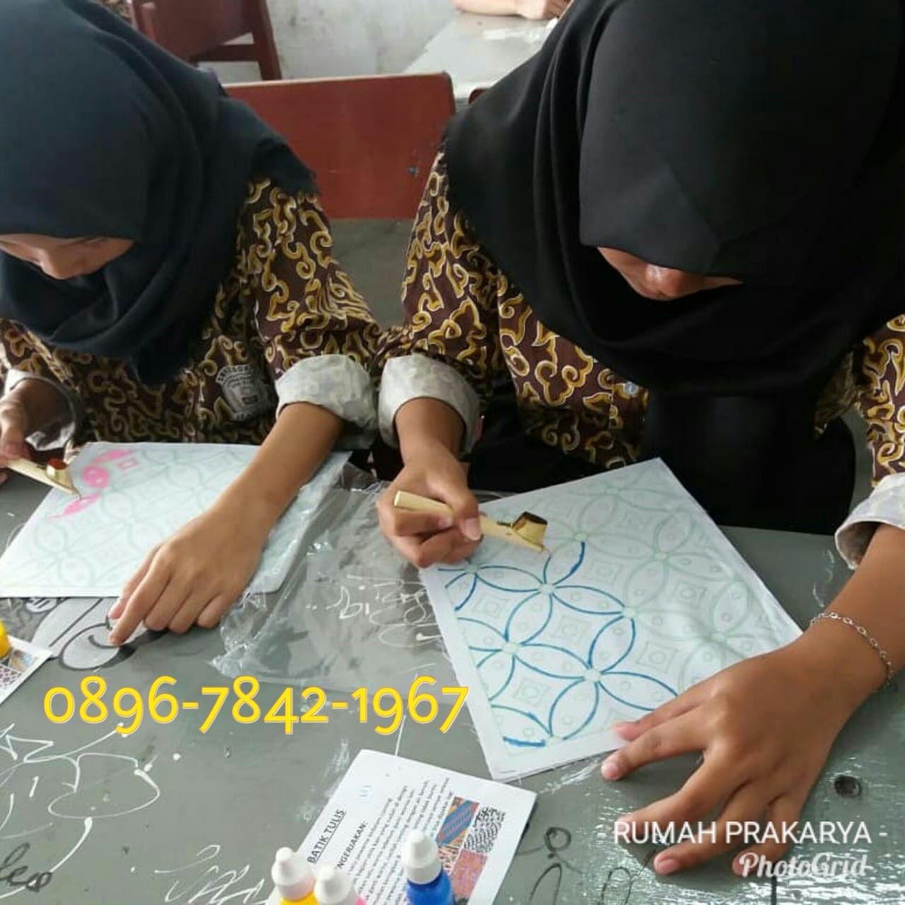 Jual Alat Batik Jakarta Barat
