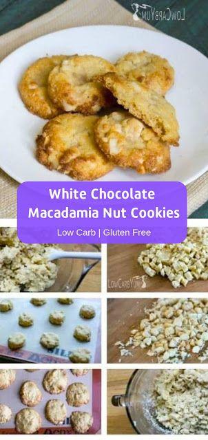 20 Easy Low Carb Keto Cookie Recipes #ketocookierecipes