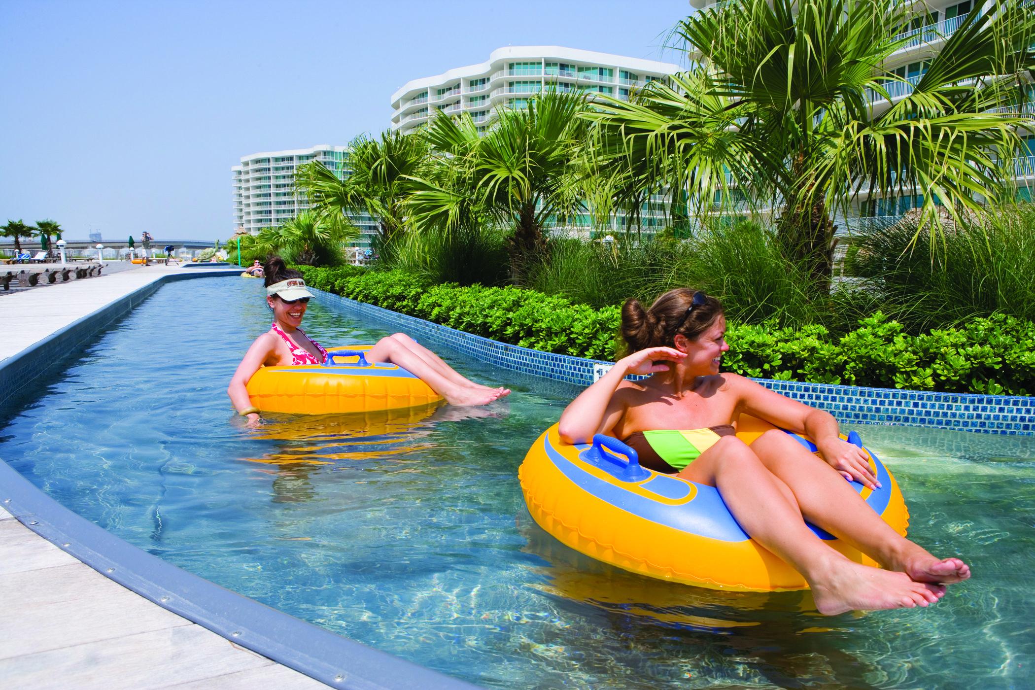 Longest Lazy Rivers At Orlando Hotels Orange Beach Florida