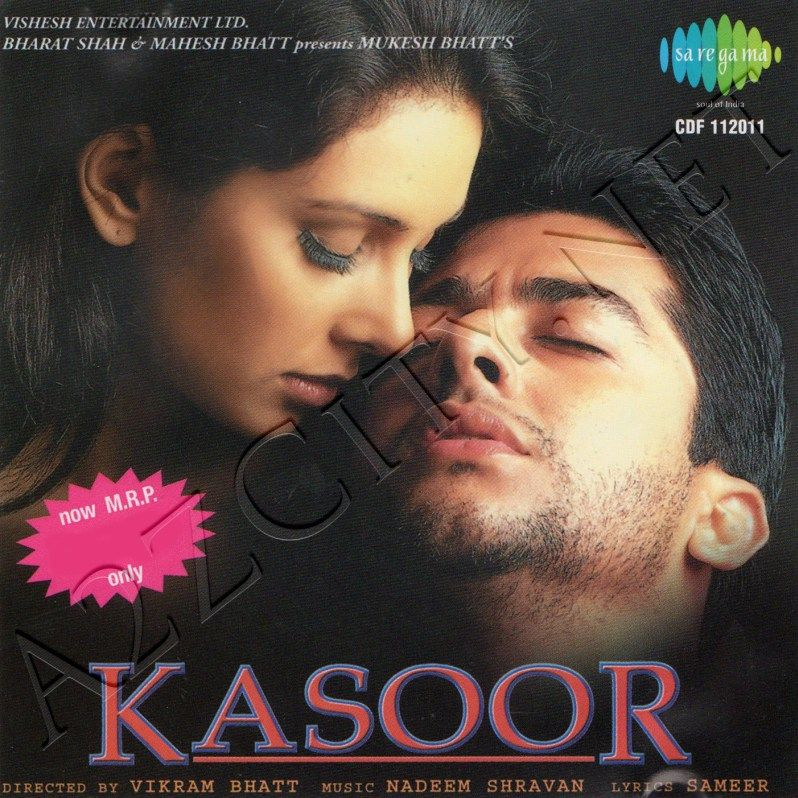 Kasoor 2001 Flac A2zcity Net Bollywood Movies Bollywood Movie Songs Best Bollywood Movies