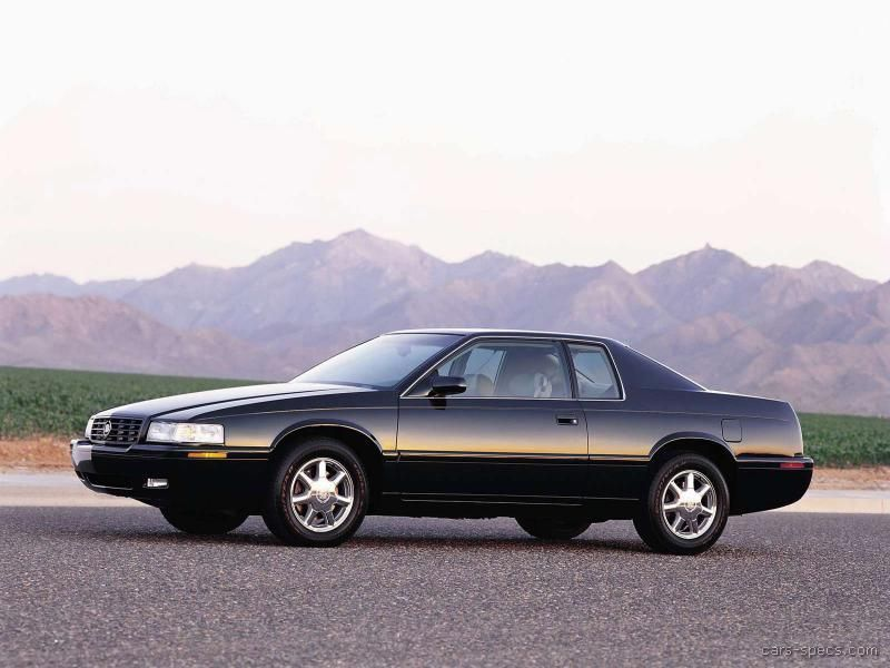 1995 Cadillac Eldorado Coupe Specifications, Pictures, Prices | Cars