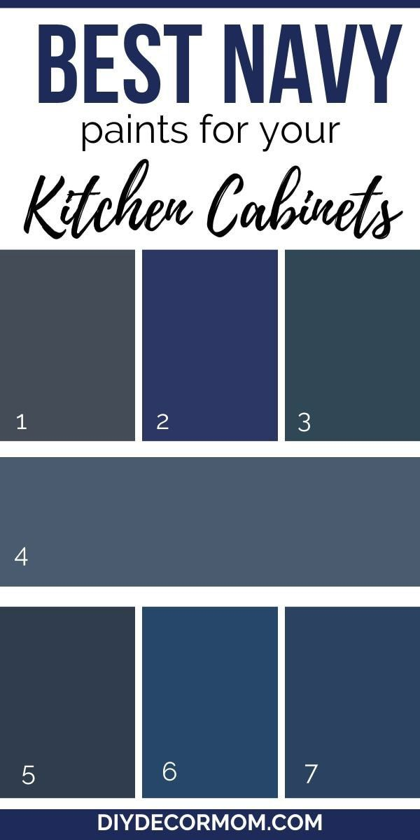 Best Kitchen Cabinet Colors Perfect for Your Kitchen Reno - DIY Decor Mom