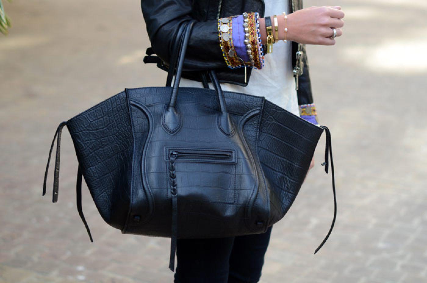 9960757f83 Celine phantom croc - I would love to own this handbag ...