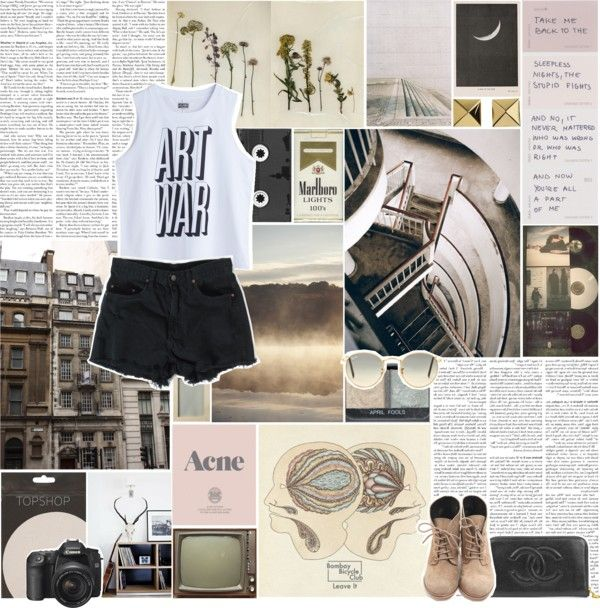 """""""Once you leave never come back"""" by obliviate ❤ liked on Polyvore"""