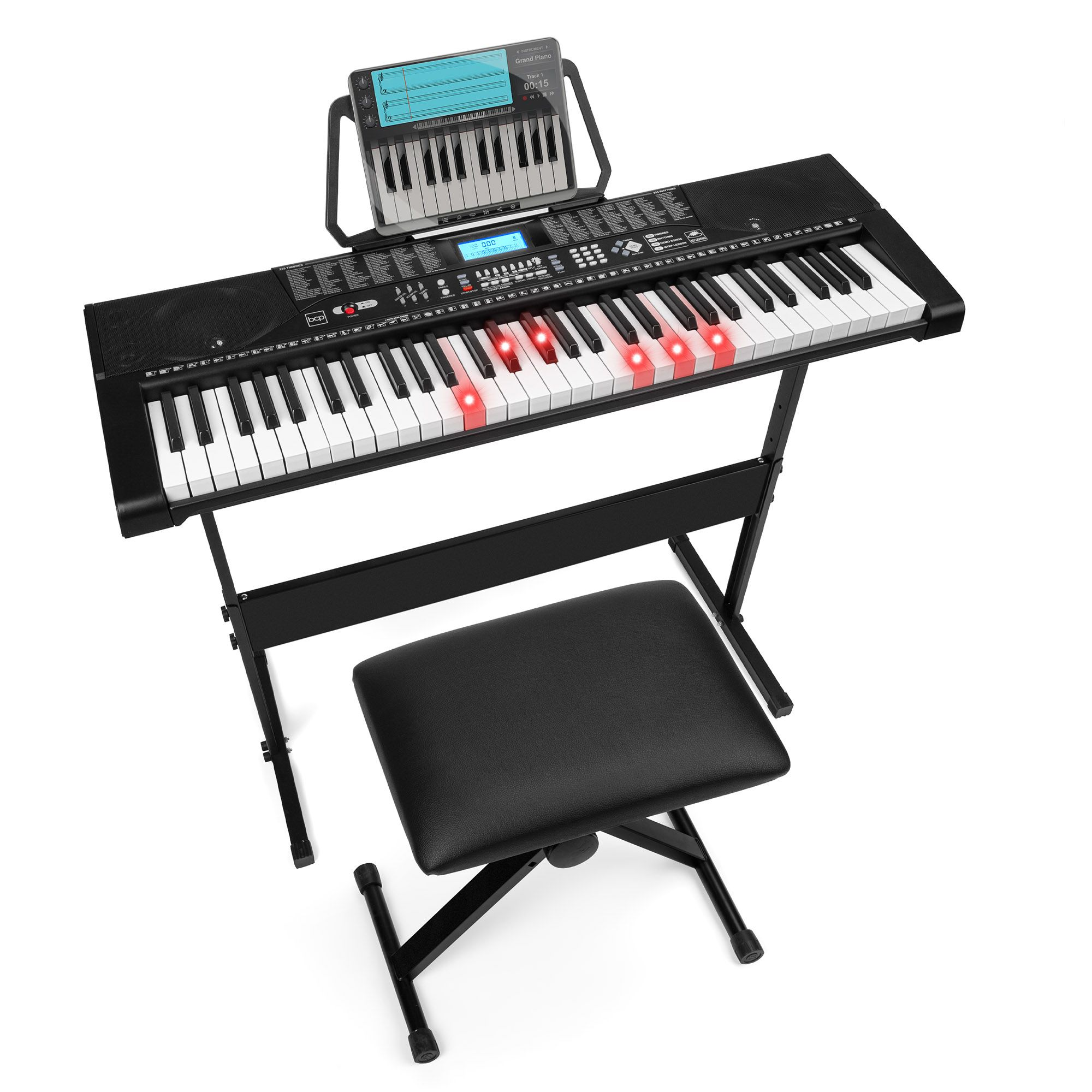 Best Choice Products 61 Key Beginners Complete Electronic