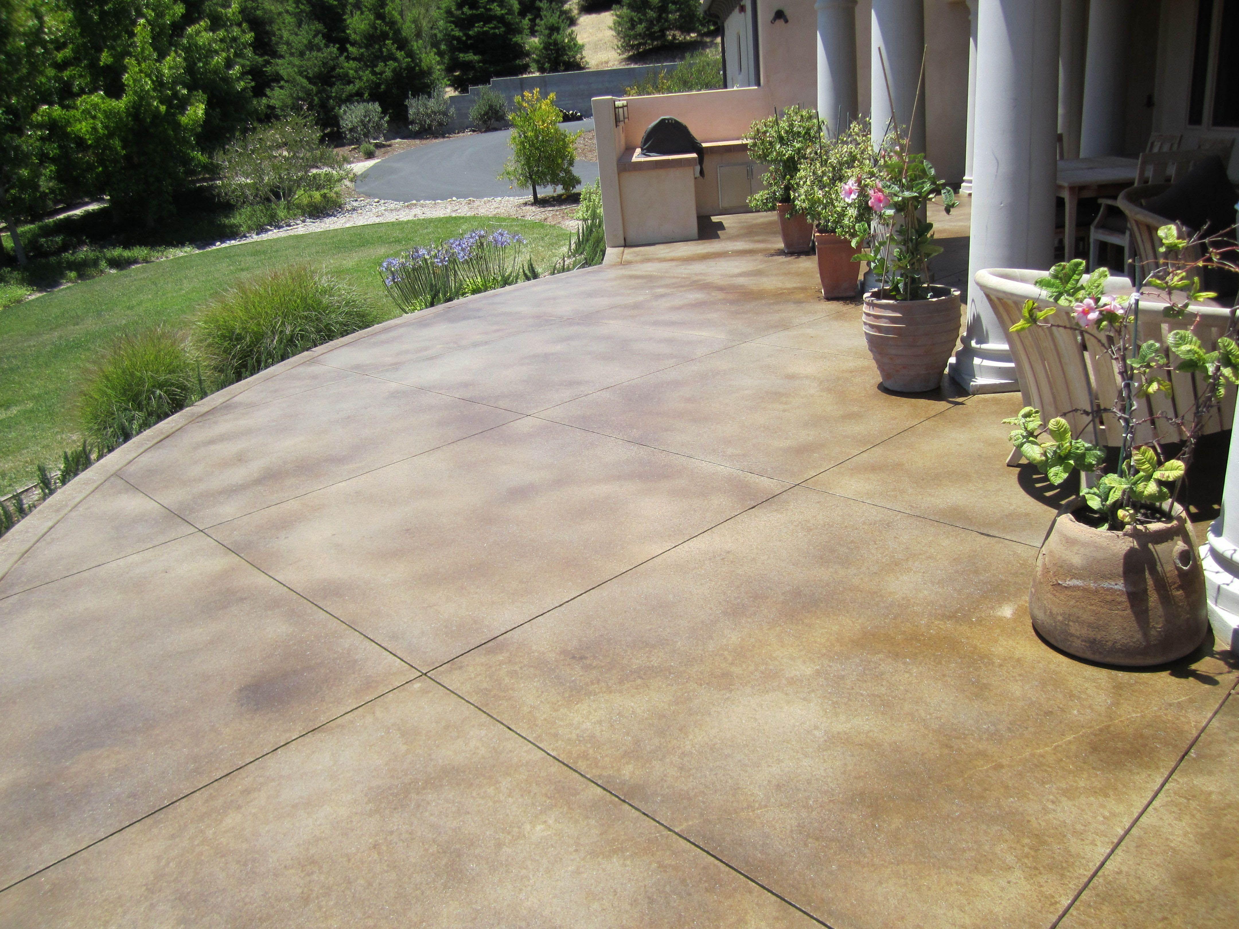 Best Outdoor Concrete Stain.Deck Stain Color Ideas Concrete Patio Designs Outdoor