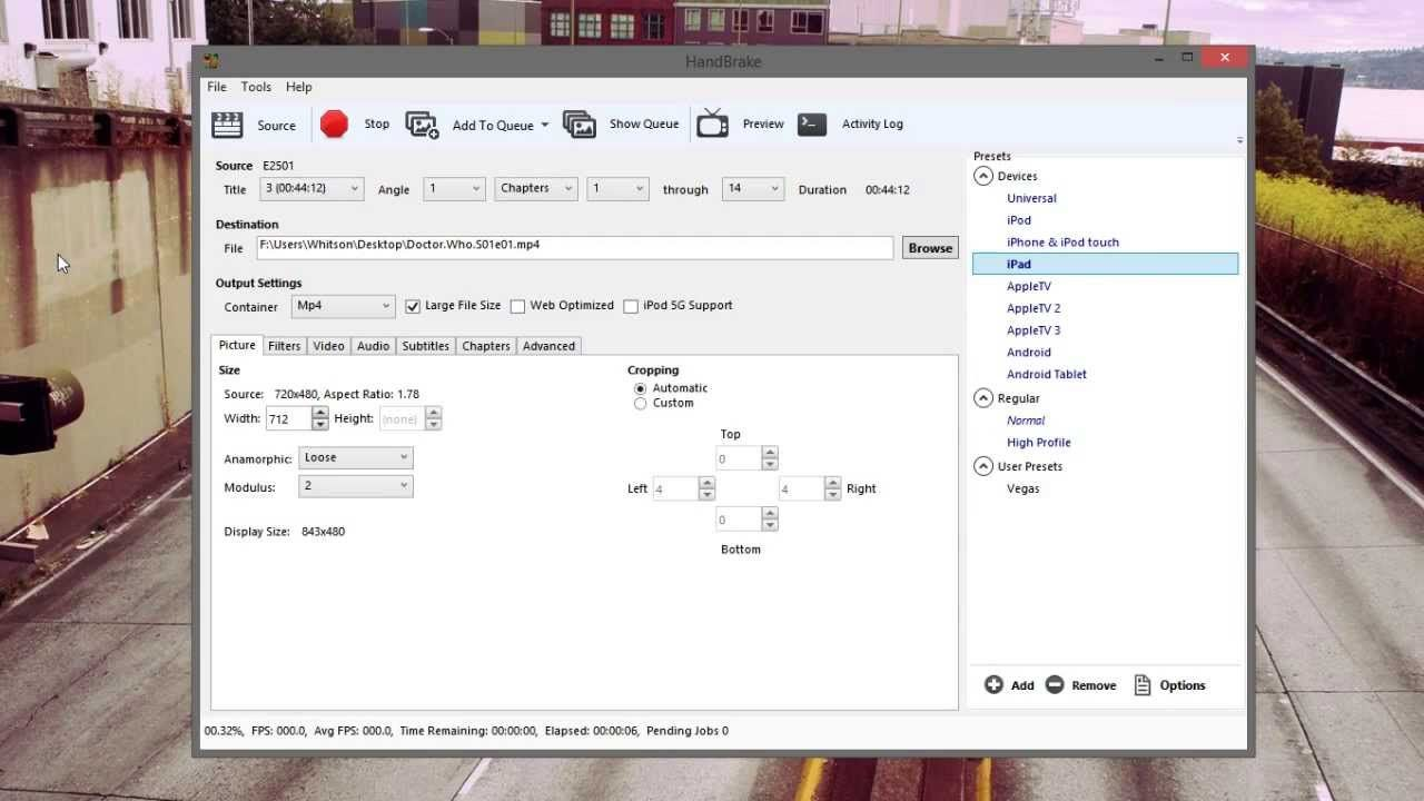 How to Rip a DVD with Handbrake (for Beginners) Dvd