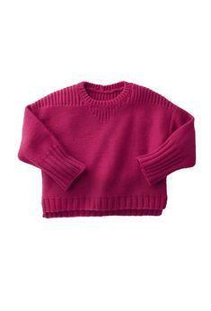 Modèle Enfant - Pull Jersey - Modèles gratuits • Pingouin   Tricot ... 3b2fc53f782