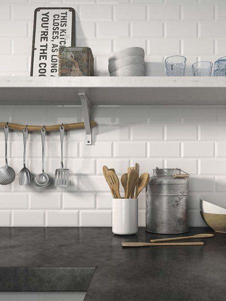 Nuevos Materiales Y Disenos Para Cocinas Modernas Cocinas Cocina - Revestimientos-para-cocinas-modernas