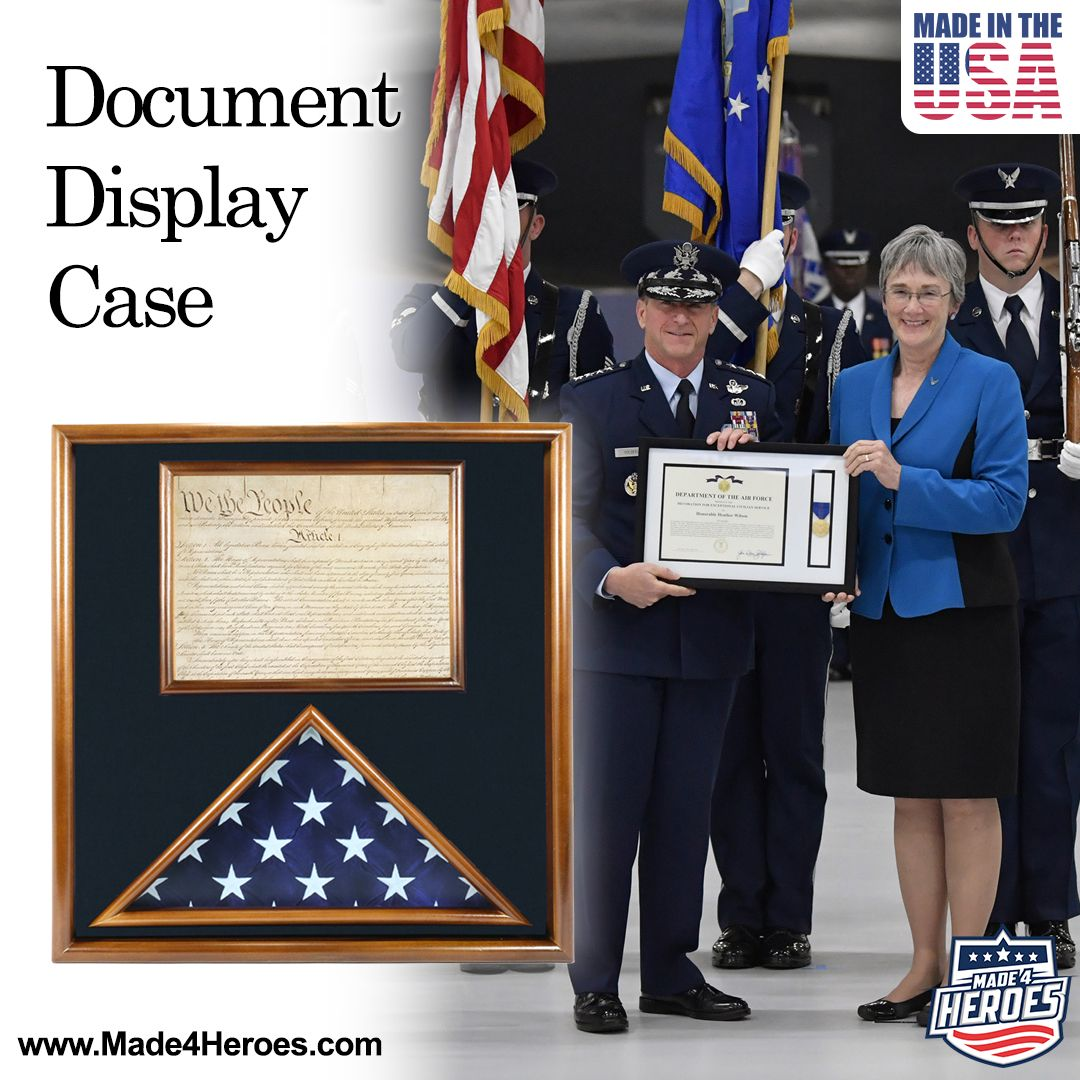 Ceremonial Document Display Box in 2020 Display boxes