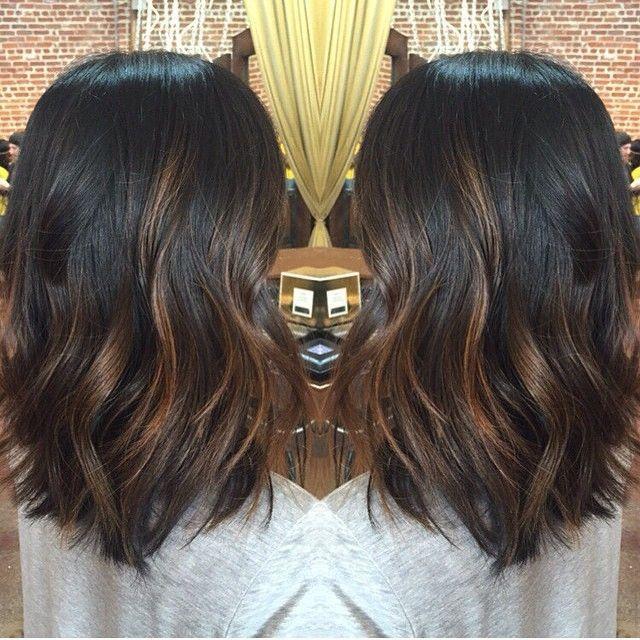 Diy Balayage On Short Black Hair Google Search Hair And Beauty