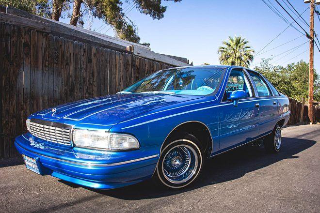 1992 Chevrolet Caprice A Caprice Chevrolet Caprice Chevrolet