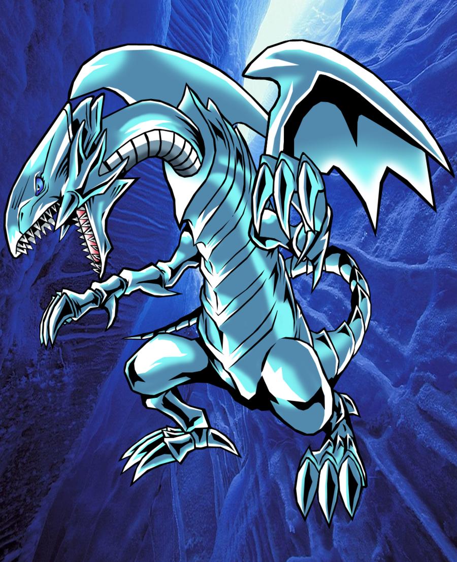 Blue Eyes White Dragon To Colors By Vegeta Ssj3 On Deviantart Dragon Blanco Dragones Dibujos