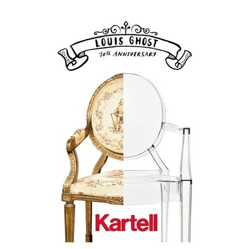 le fauteuil louis ghost | philippe starck et spectres - Chaises Philippe Starck Kartell