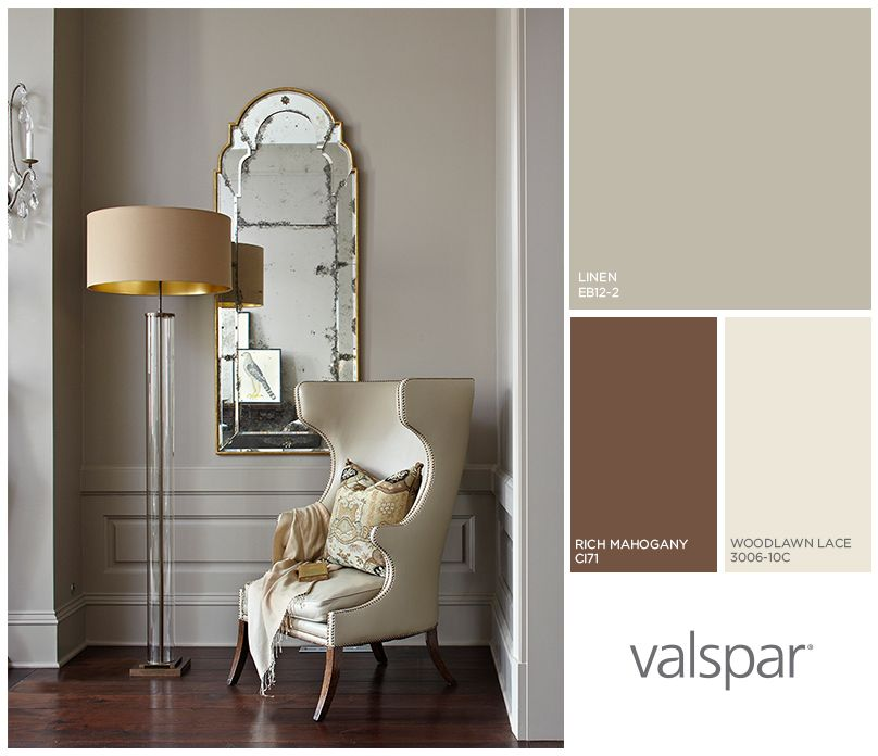 Welcoming Foyer Paint Color : Layer neutrals for a cozy welcoming entryway colors in