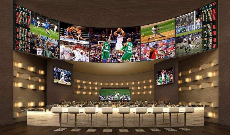 Horseshoe Casino betting on femalefriendly sports bar