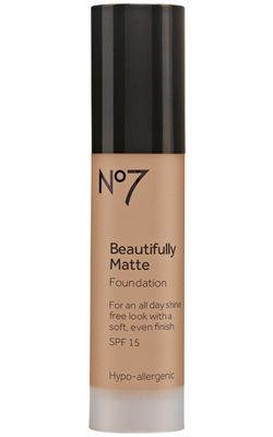 Boots No7 Beautifully Matte Foundation Rated 4 5 On Makeupalley