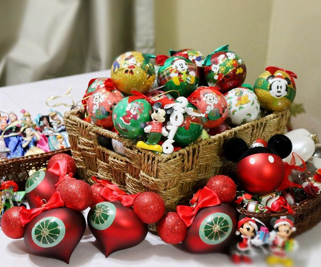 Mickey Mouse Christmas Tree Decorations - Mickey Mouse Fans
