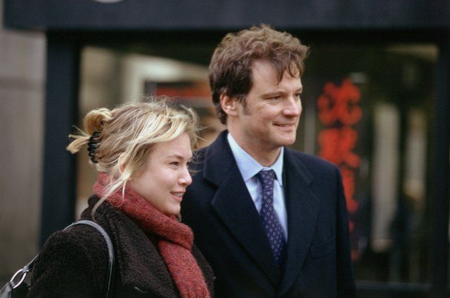 Still of Colin Firth and Renée Zellweger in Bridget Jones: The Edge of Reason (2004)