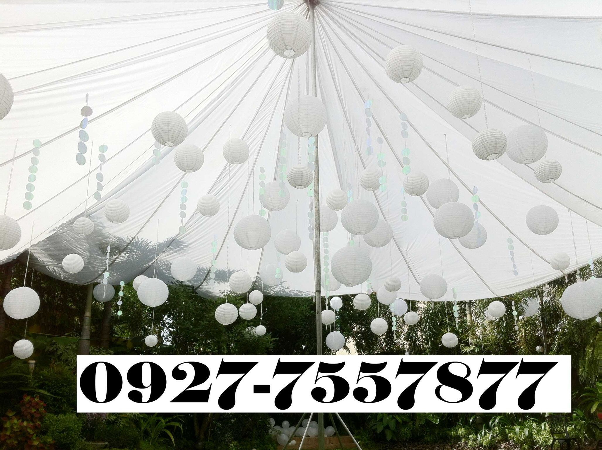 Diameter parachute tent for wedding ceremony and reception in your wonderful garden & Parachute wedding tent | Chute Tents | Pinterest | Tents and Wedding