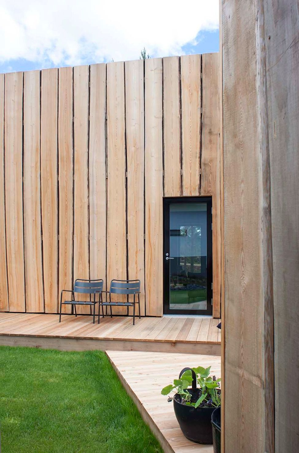 Architecture - Skandinavisches gartenhaus ...