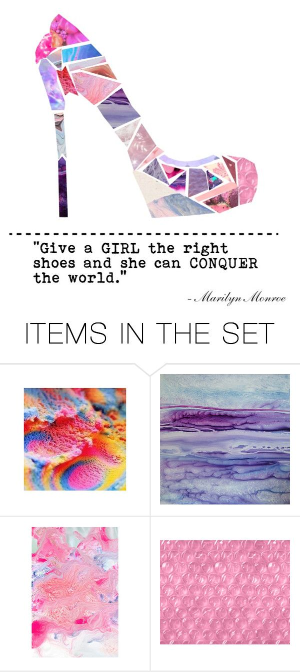 """""""s h o e s"""" by heymishiehere ❤ liked on Polyvore featuring art and lameexcuseofanart"""