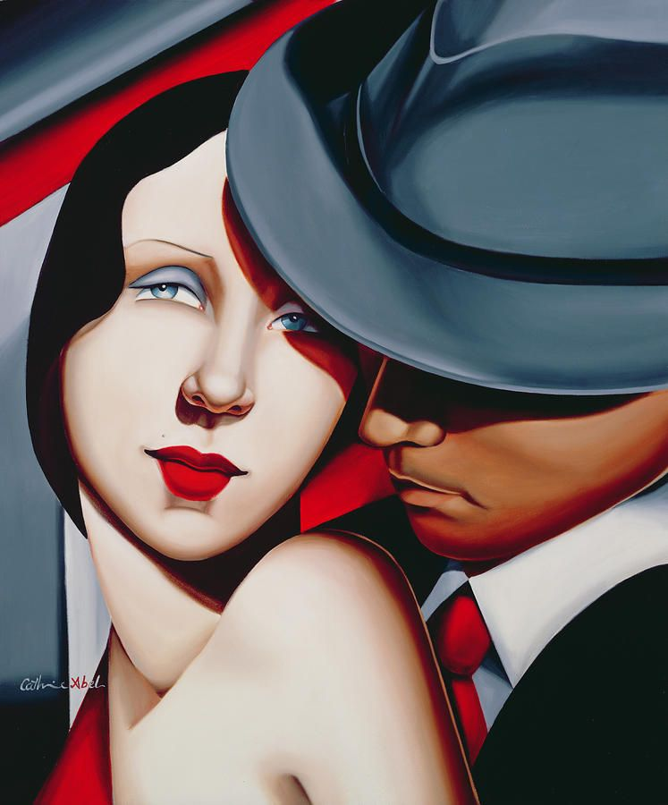 Adam and Eve - Catherine Abel