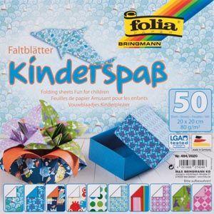 Hajtogatós papír - gyerek örömök - OPITEC-Hobbyfix - kreatív hobby és művészellátás - Márkák szuper áron!