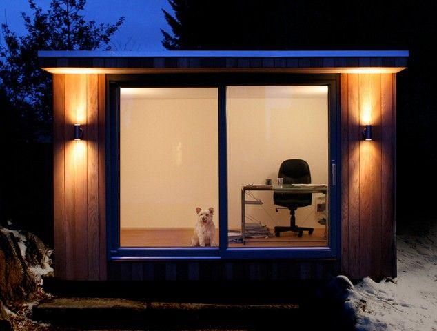 Garden Offices Garden Rooms And Timber Garden Office Buildings Garden Office Backyard Office Garden Room