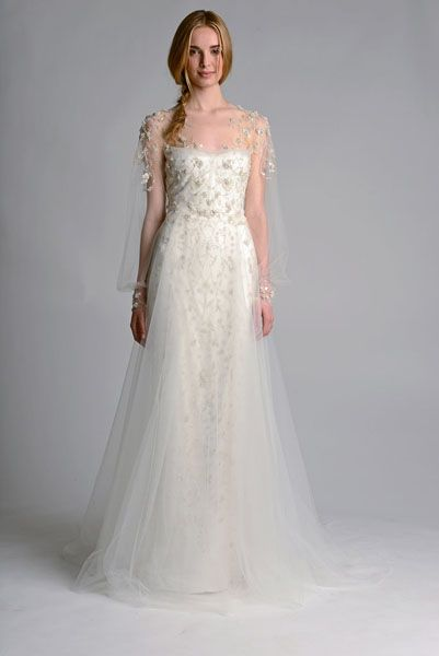 Marchesa Bridal Dresses 2014 Check the latest Wedding Dresses of Marchesa 2014 collection!