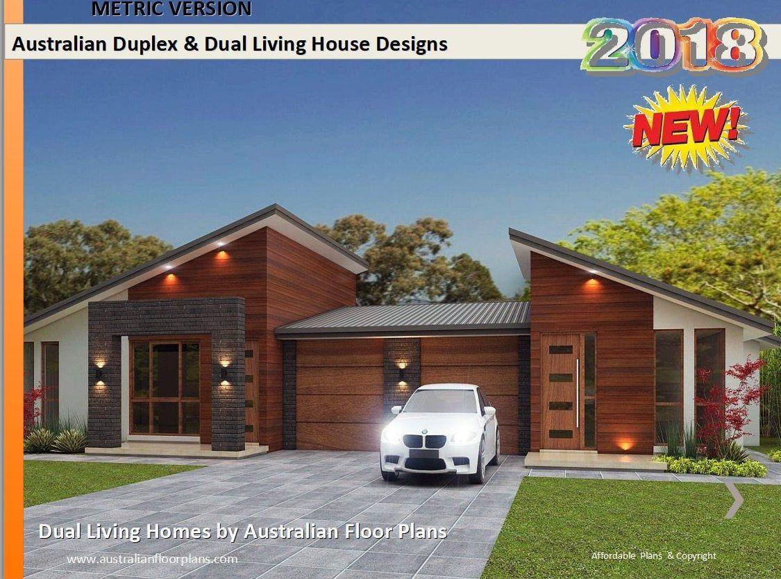 Duplex House Plans Book House Plans Home Plans Duplex Floor Plans House Plans Duplex For Sale Real Estate Best Seller 5 Star Affordable House Plans Duplex House Plans Duplex Design