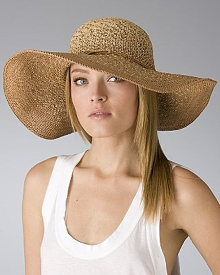 61a375b86 Enjoy Summer in the Perfect Hat www.addspacetoyourlife.com | Image ...