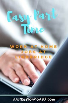 Easy Part-Time Work at home Jobs at Lionbridge - W...