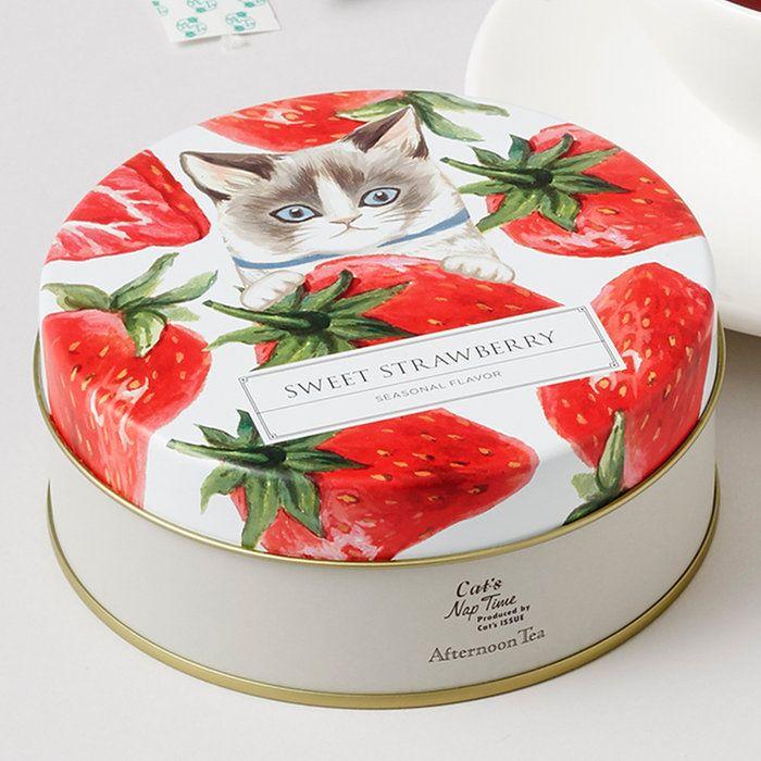 【楽天市場】スイートストロベリーティー【アフタヌーンティー・ティールーム】【ホワイトデー】:Afternoon Tea TEAROOM Web Store