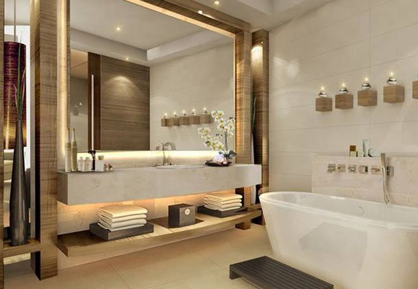 Dubai S 10 Most Incredible Hotels Shortlist Magazine Hotel Bathroom Design Hotel Interiors Bathroom Interior